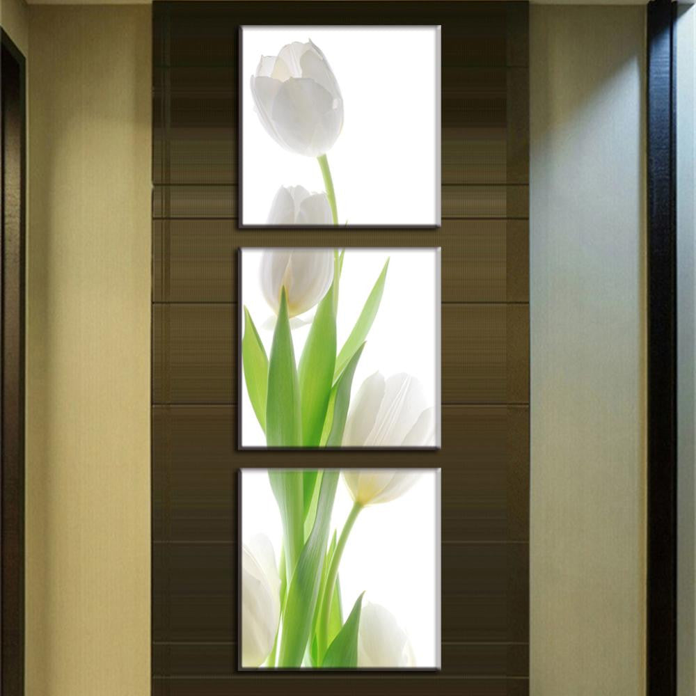 White Tulip Modern Design