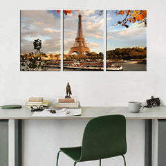 The Eiffel Tower Landscape