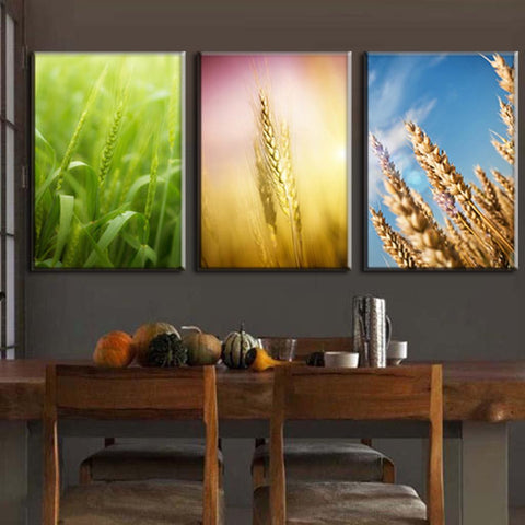 Modern Wheat Set