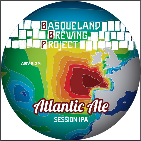 12-pack Basqueland Atlantic Ale Session IPA