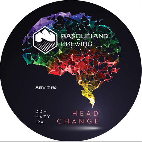12-pack Basqueland Head Change DDH IPA