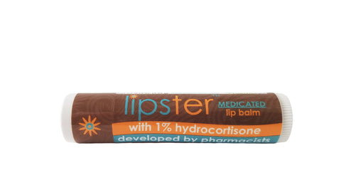 Lipster™ Medicated lip balm