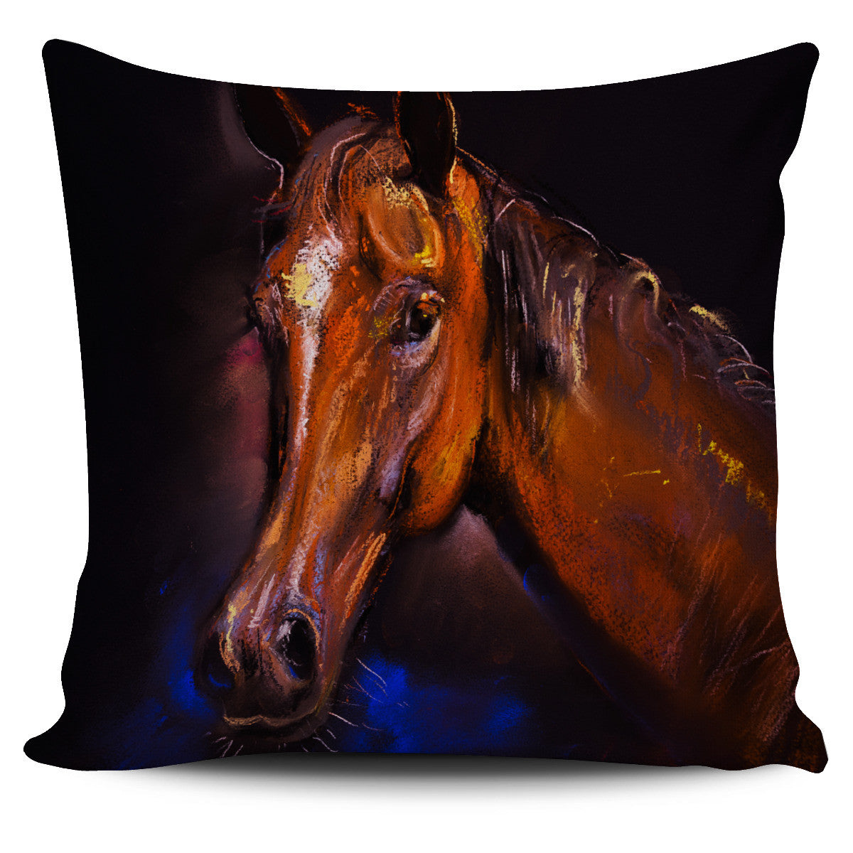 Horse Pillow Cover Series 3