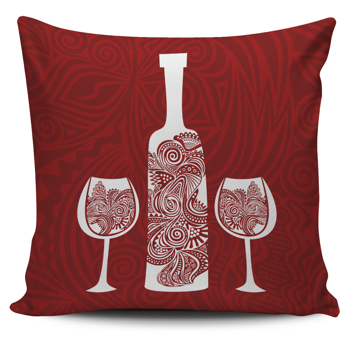 Wine Series Pillow Cover Offer