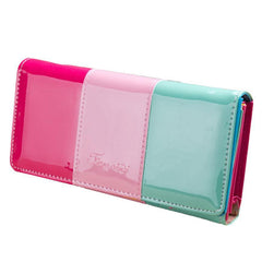 Candy Colored Wallet