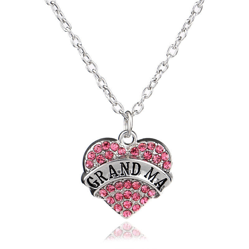 Love Grandma Necklace Offer