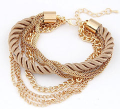 Rope Chain Summer Bracelet