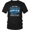 Crazy Uncle Tshirt