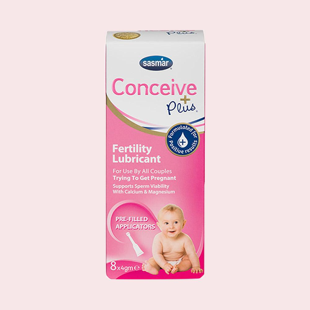 Conceive Plus Fertility Lubricant Pre-filled Applicators