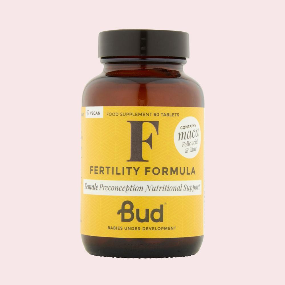 Bud Female Fertility Supplements (60 tablets)