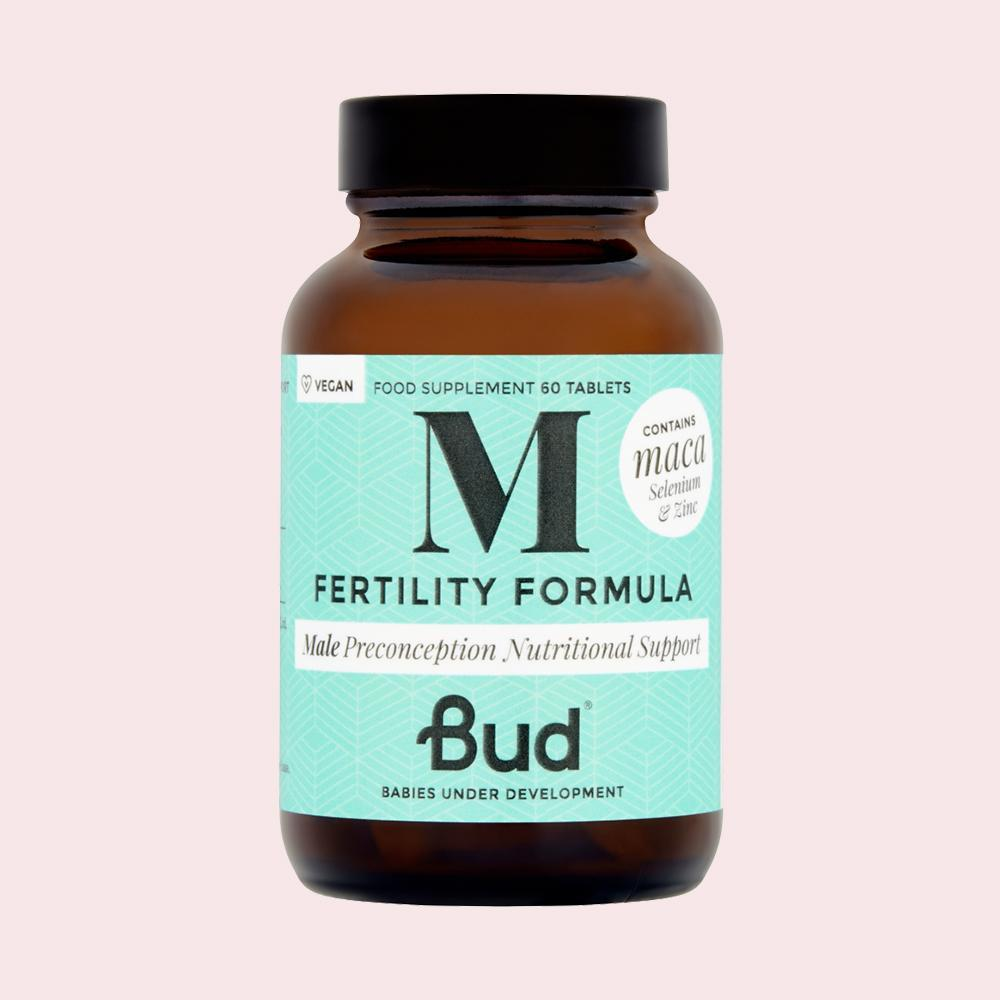Bud Male Fertility Supplements (60 tablets)