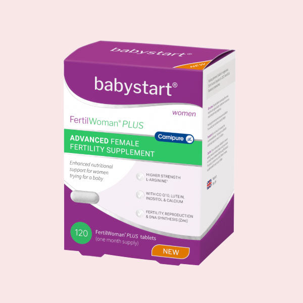 FertilWoman Plus Advanced Female Fertility Supplement