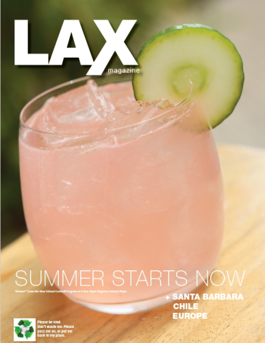 LAX Magazine - Summer 2015