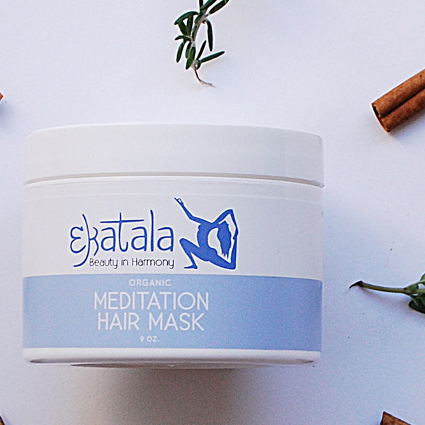 Organic Meditation Hair Mask
