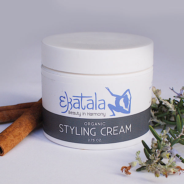 Organic Styling Cream