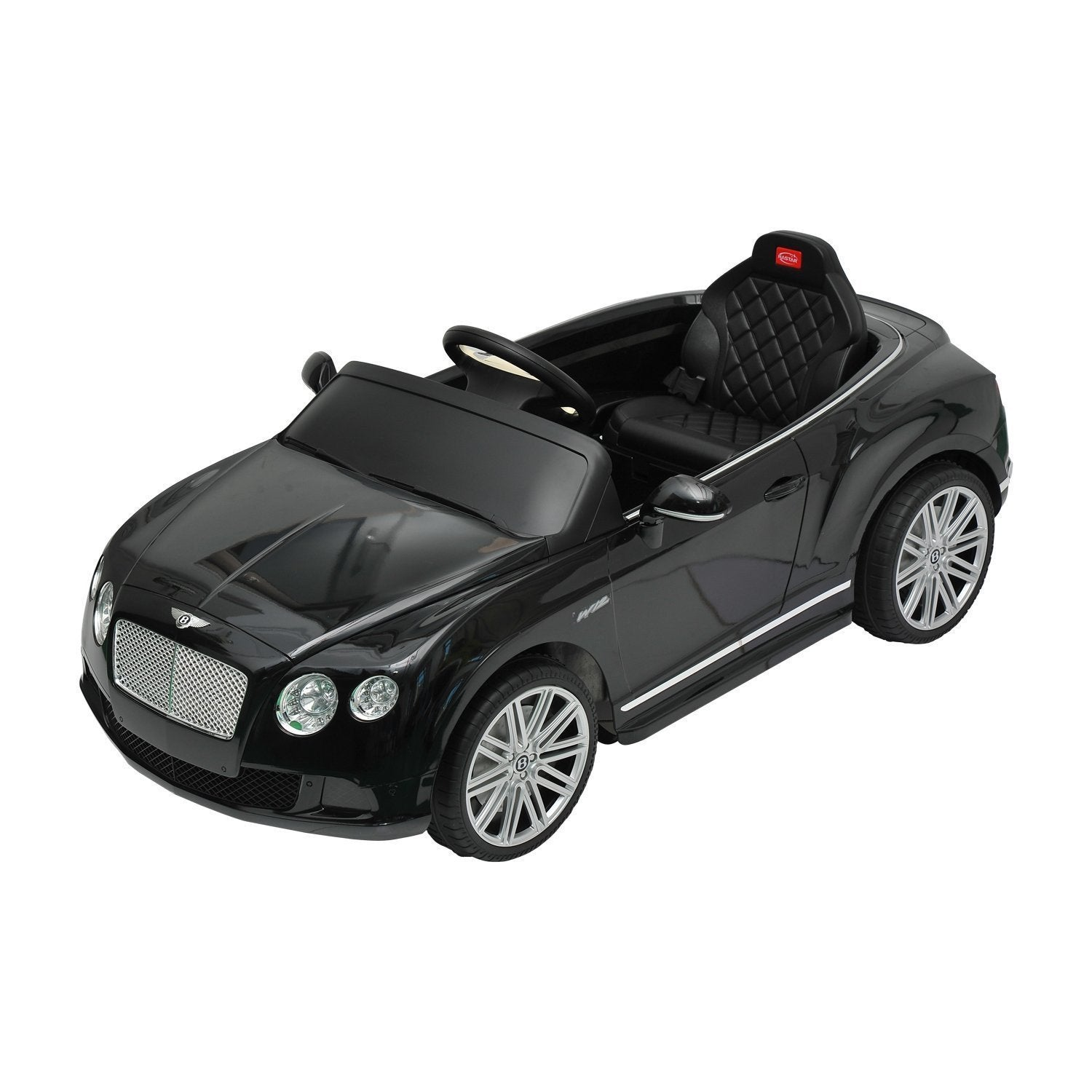 Bentley Gtc Kids Ride On Toy Electric Cars With Parental Remote
