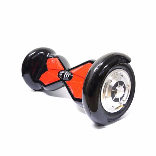 "Luxury Big Wheel 10"" inch Hoverboard with Bluetooth Speaker Smart Self Balancing Electric Scooter"