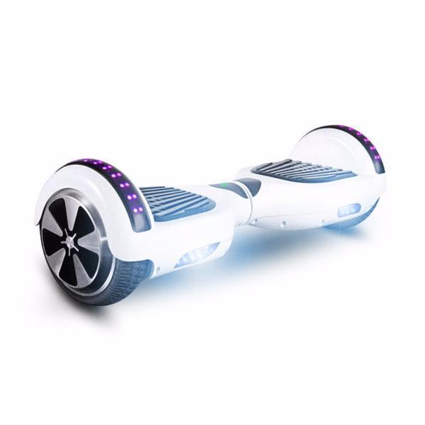 6.5'' Bluetooth LED Lights Hoverboard Electric Smart Self Balancing Scooter 2 Wheel