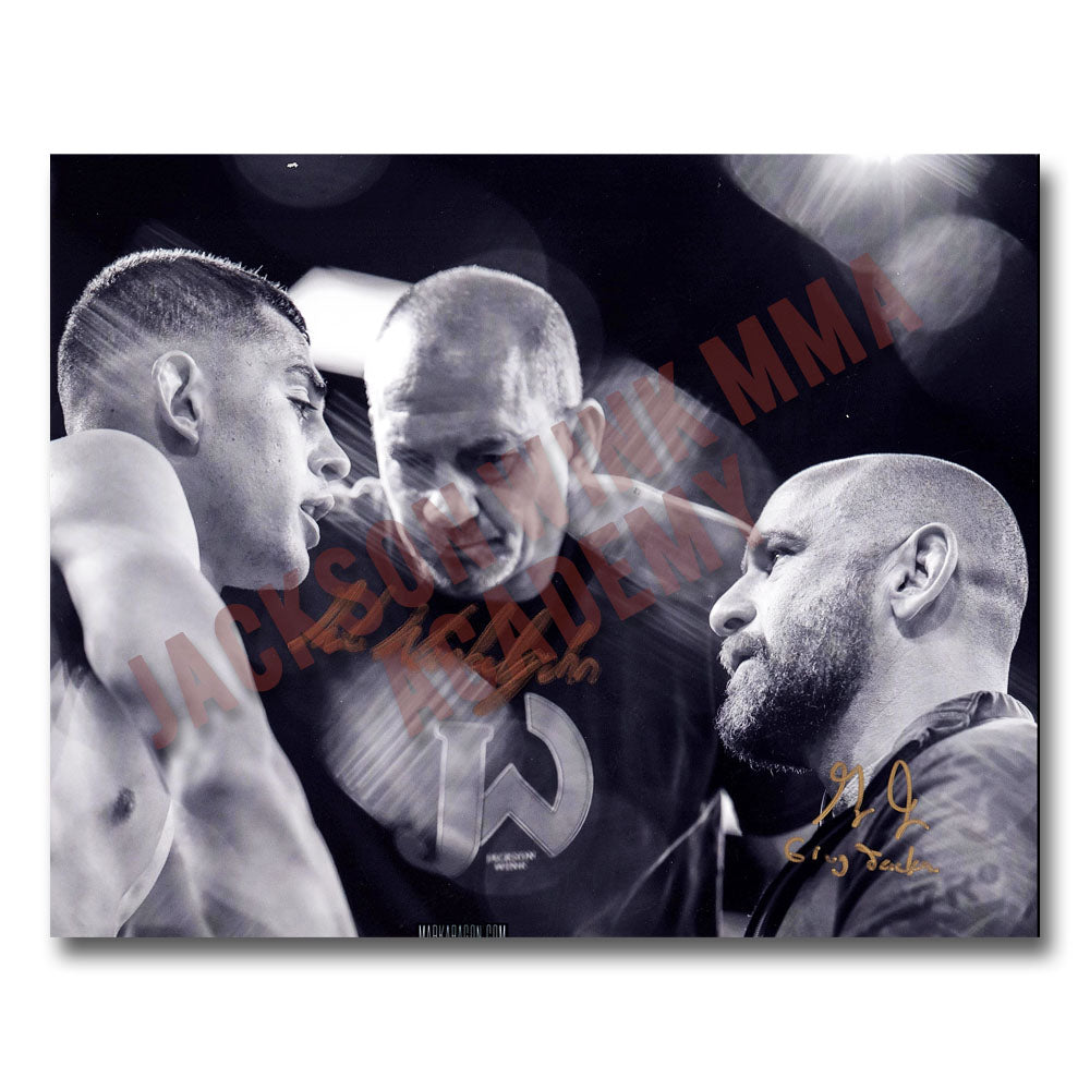 "Coaches Greg Jackson and Mike Winkeljohn - ""In The Corner"""
