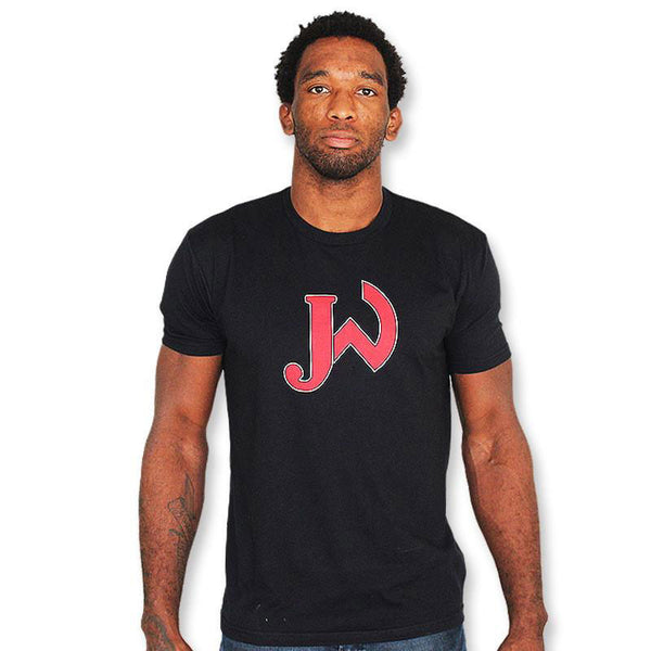 JW Front & Back Logo Basic T-Shirt