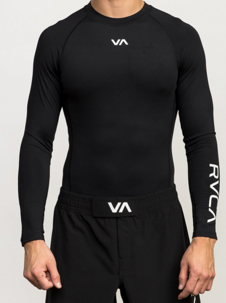 RVCA Performance Long Sleeve Shirt