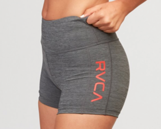 RVCA Female Fitted Shorts