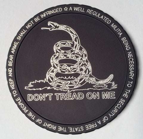 Don't Tread On Me - Center Point CnC