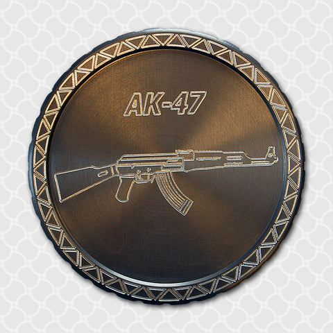 AK-47 - Center Point CnC