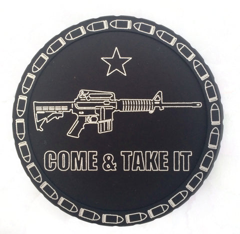 Come And Take It Ver2 - Center Point CnC