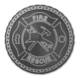Fire Rescue Badge - Center Point CnC