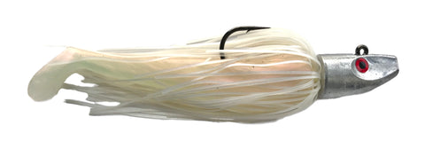 "6"" Skirted Whip-it fish"