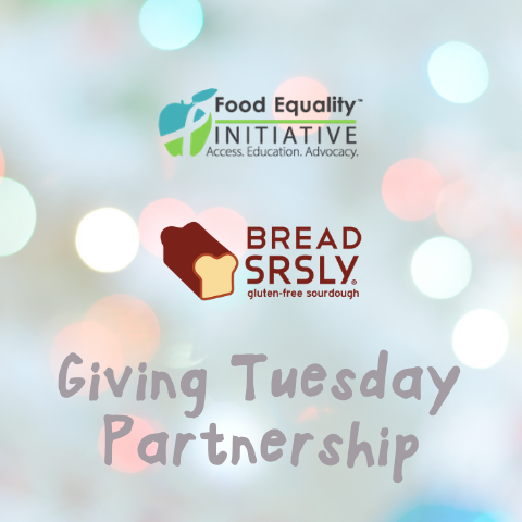 Giving Tuesday Partnership with Food Equality Initiative, Inc.