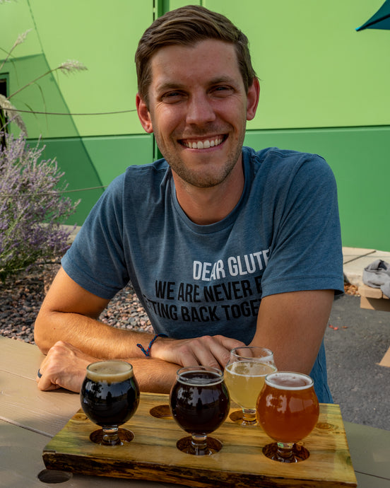 Ambassador Highlight: Meet Matt of Wheatless Wanderlust!