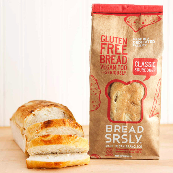 Classic Gluten-Free Sourdough Loaf - Holiday 4 Pack