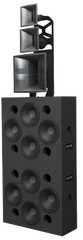 Home Theater and Cinema Loudspeakers