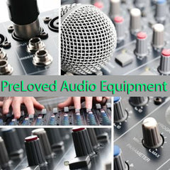Pre-Loved Equipment