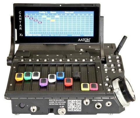 Aaton Cantar Mini Digital Audio Recorder