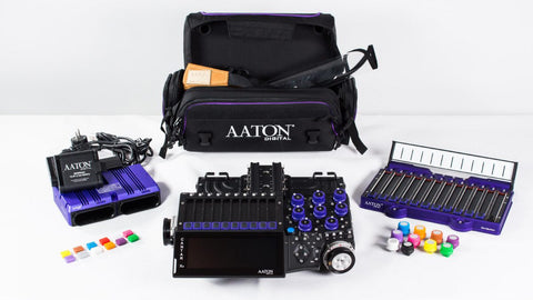 Aaton Cantar X3 Digital Audio Recorder