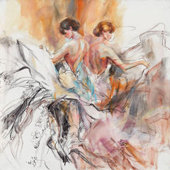 Anna Razumovskaya Collision of Light