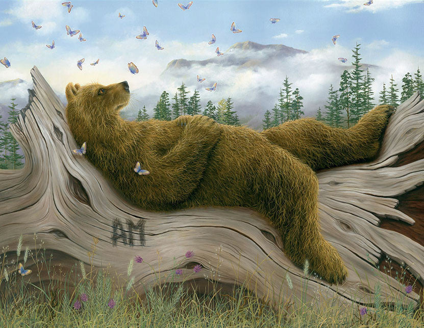 AM2 Giclee by Robert Bissell