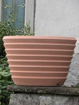 Johnson Wax Building Vase Frank Lloyd Wright Planter
