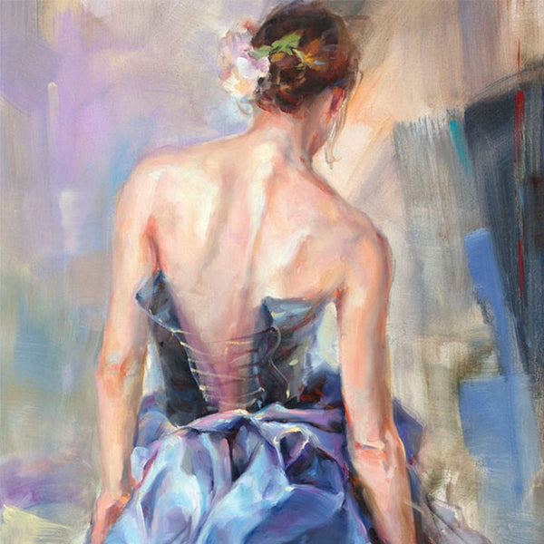 Nuance Oil Painting by Anna Razumovskaya