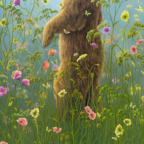 Presence Giclee by Robert Bissell