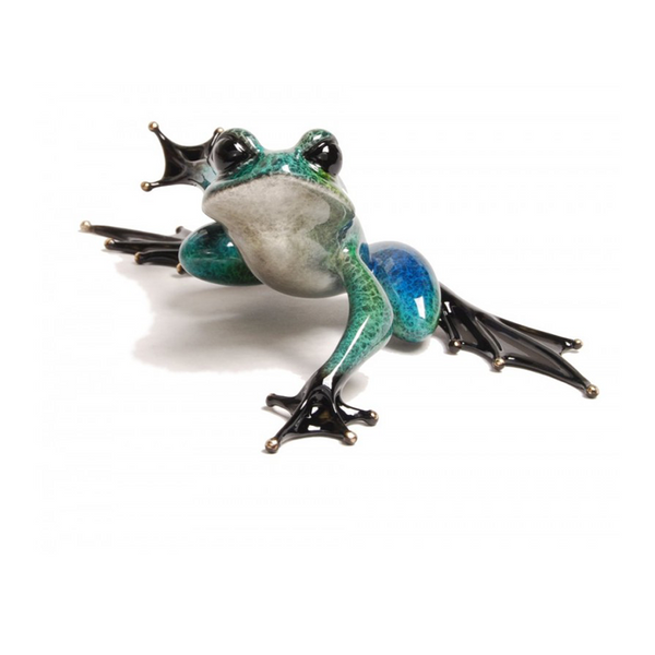 Strata bronze frog by Tim Cotterill