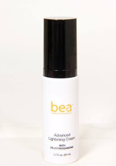 Skincare - Bea Skincare And Cosmetics™-- Advanced Lightening Cream With 2% Hydroquinone, Cucumber Seed Oil & Aloe Barbadenis Extracts And Vitamin E™
