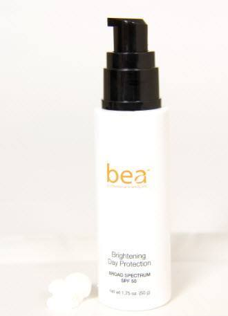Skincare - Bea Skincare ™- Brightening Day Protection With SPF 50 Natural Licorice And White Lotus Flower Extracts By Bea ™(1.75 Oz.)