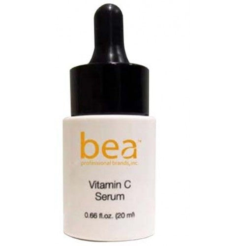 Bea Skincare and Cosmetics-- Vitamin C Serum with White Tea Extract, Gingko Biloba Extract, Glycerin and antioxidants Vit C and Vit E