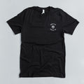 """Kegley & Co."" Signature T-Shirt in Black"