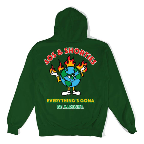 40s & Shorties Be Alright Hoodie