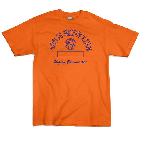 40s & Shorties Edumacated T-Shirt